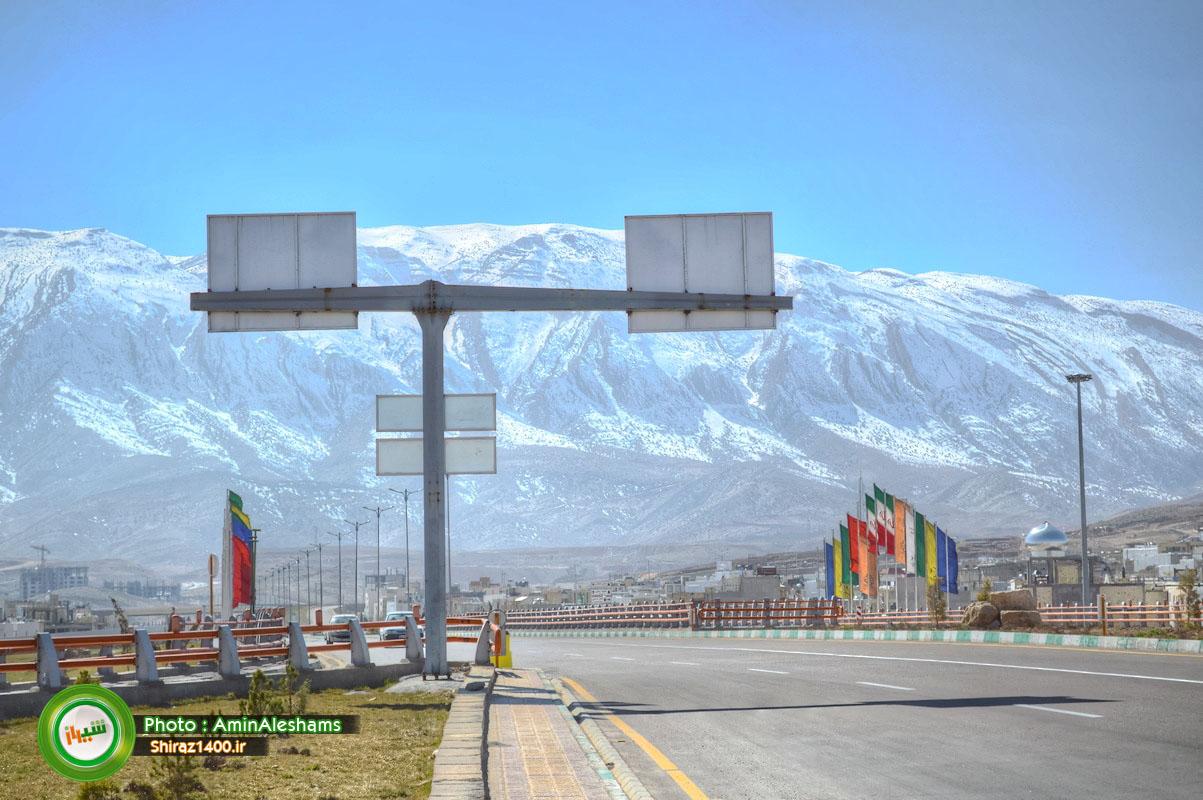 بزرگراه حسینی الهاشمی