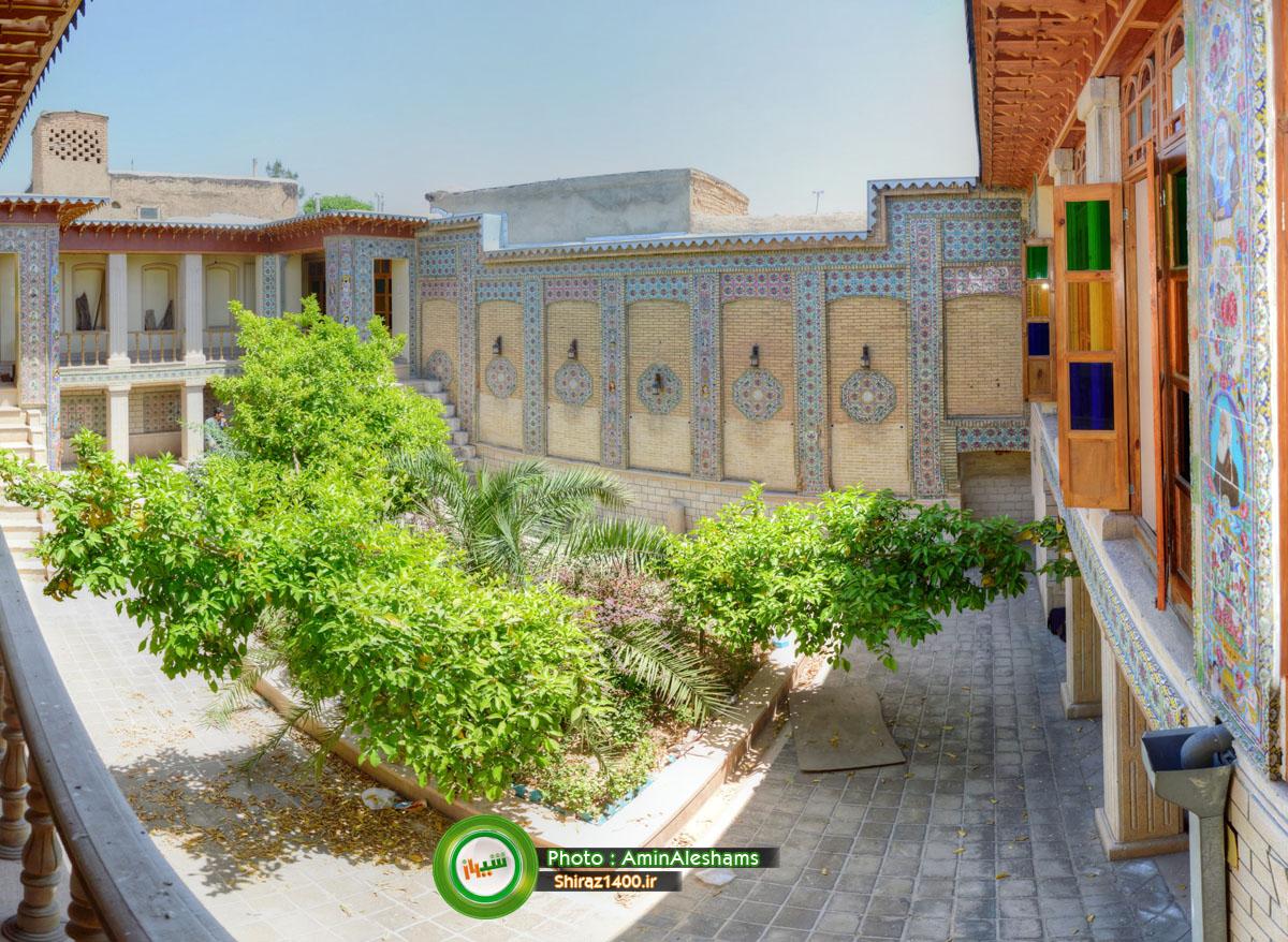 خانه تاریخی ضیائیان