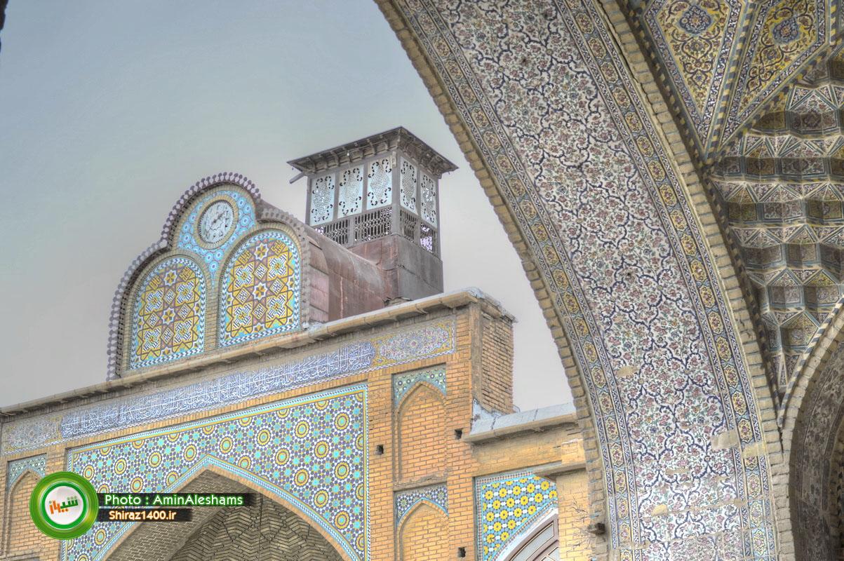 مسجد تاریخی مشیر