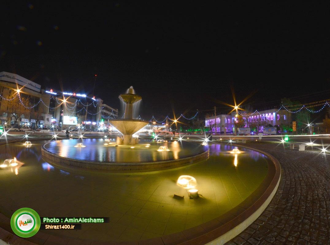 میدان و ساختمان شهرداری