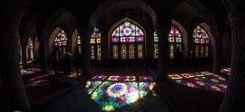 گزارش تصویری : جلوه رنگ و نور در مسجد نصیرالملک