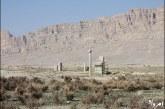 مرگ خاموش و آرام شهر باستانی «اِستخر»