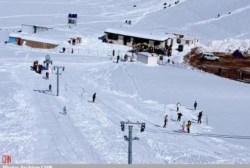 رونق دوباره بزرگترین پیست اسکی جنوب کشور