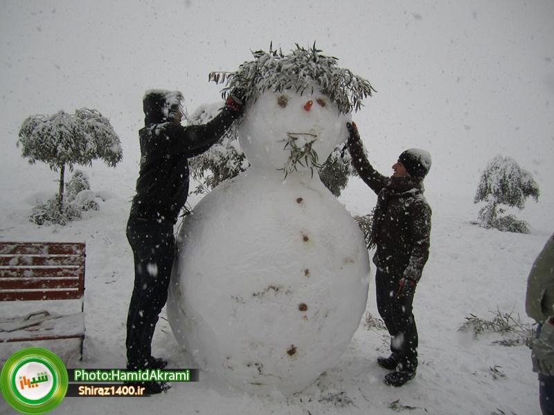 شیراز، زمستان ۹۲