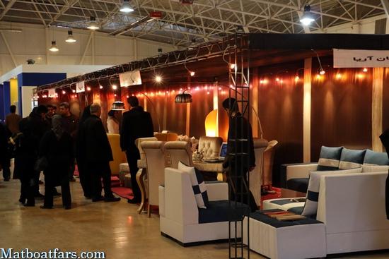 نمایشگاه مبلمان، دکوراسیون و چراغهای تزئینی