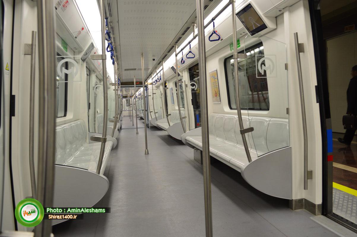 خط یک متروی شیراز دومین خط متروی طولانی کشور