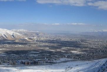 هفت هزار هکتار از اراضی اطراف شیراز به فضای سبز اختصاص یافت