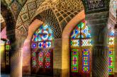 نگاره ای از مسجد نصیرالملک در روزنامه تایمز انگلیس