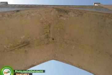 گزارش تصویری: وضعیت نامناسب دروازه تاریخی قرآن در آستانه نوروز