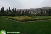 گزارش تصویری: باغ جهان نما