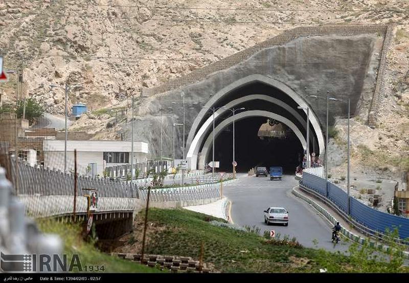 تونل سعدی