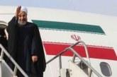 رییس جمهوری شیراز را به مقصد تهران ترک کرد