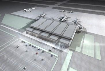 ساختمان جدید ترمینال پروازهای خارجی فرودگاه شیراز