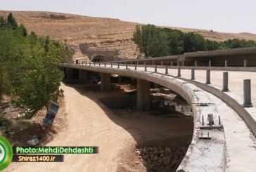 گزارش تصویری: پل روگذر چمران/ زمان بهره برداری، همچنان نامعلوم است!