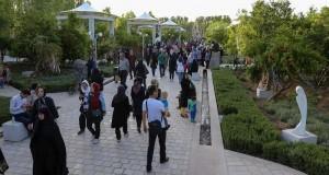 افتتاح باغ هنر