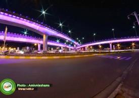 پل های سه سطحی و طبقاتی