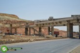 گزارش تصویری : پروژه نماد ورودی غربی کلانشهر شیراز