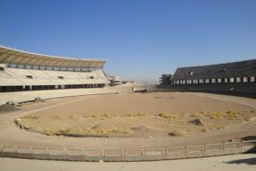 گزارش تصویری از 3 پروژه ورزشی شیراز