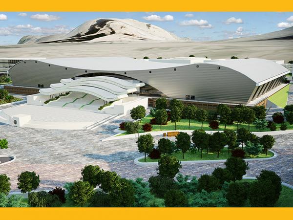 پروژه نمایشگاه بزرگ بین المللی اصفهان