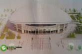 طرح سه بعدی ورزشگاه ۶ هزار نفری شیراز