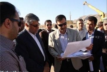 ورودی جنوب غرب شیراز به مرکز گردشگری تبدیل میشود