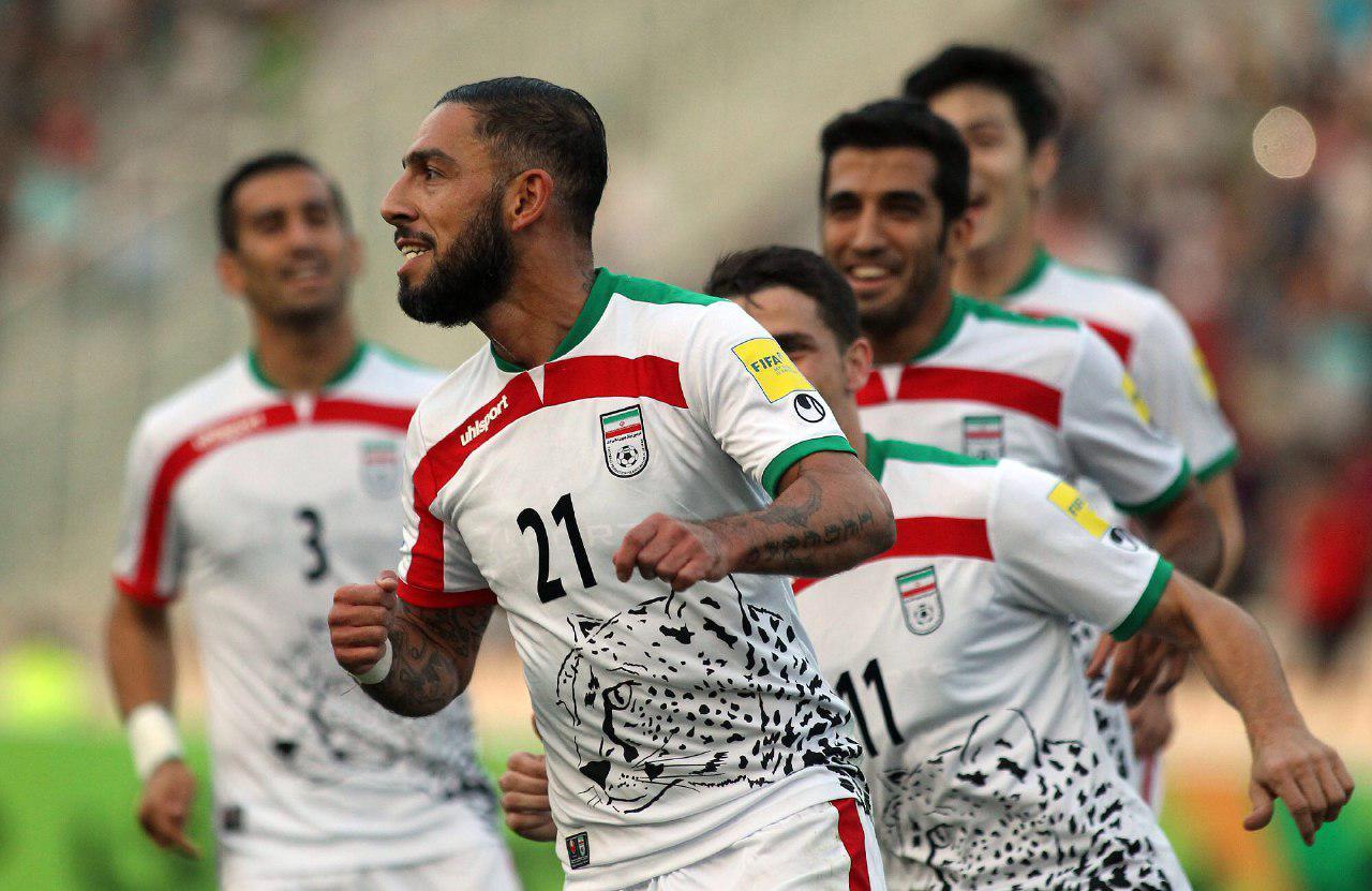 ایران ۶ ـ گوام صفر؛ ۶ گل تقدیم به صدرنشین