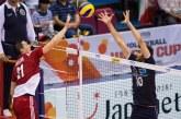 جام جهانی والیبال: شکست میلیمتری ایران برابر لهستان