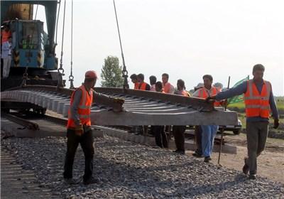فولاد نیریز به خطوط ریلی متصل میشود