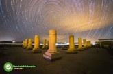 تصاویر نجومی از پاسارگاد و کاخ ساسانی سروستان