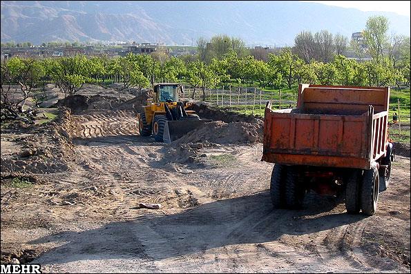 کار تخریب باغشهرهای فارس بیخ پیدا کرد!