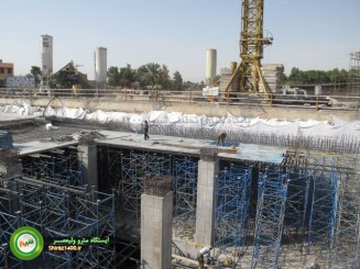 بزرگترین ایستگاه مترو شیراز سال ۹۷ به بهرهبرداری میرسد