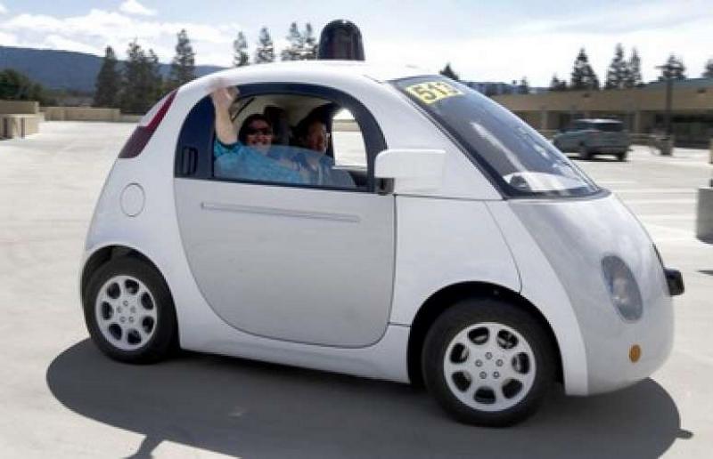 خودروی بدون راننده گوگل هک شد!