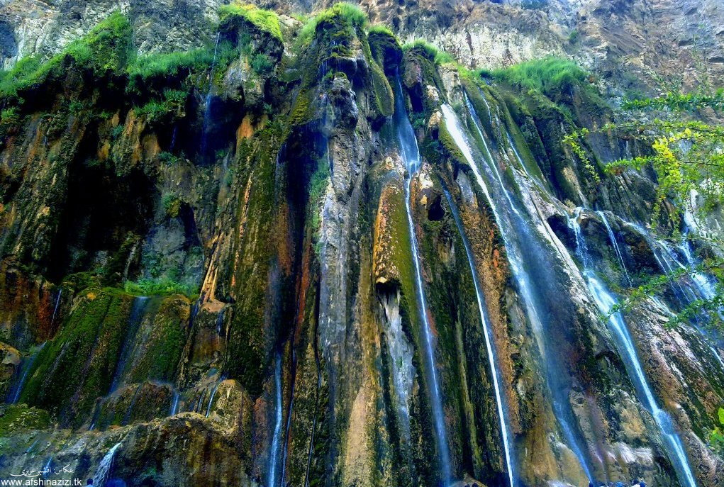 آغاز ساماندهی جاذبه طبیعی آبشار مارگون