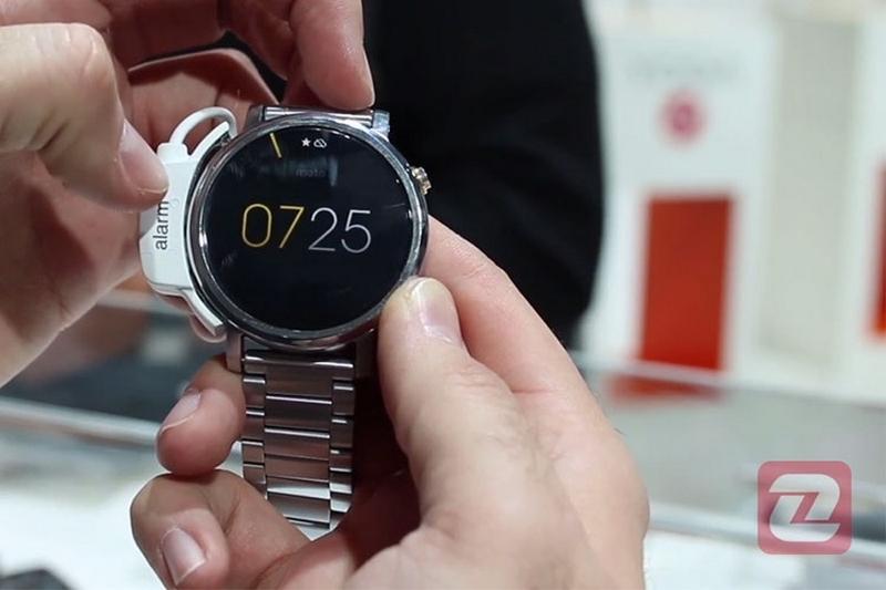 نسل جدید ساعت هوشمند موتورلا، رونمایی شد