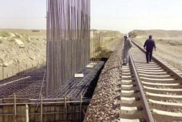 قطار شيراز- بندرعباس، 4 درصد پیشرفت در 4 سال!