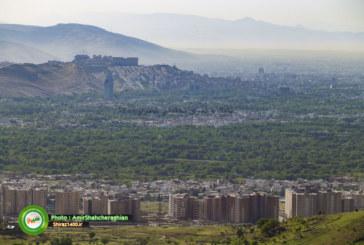 گزارش تصویری : نماهایی از شیراز زیبا که تاکنون ندیده اید  – قسمت دوم