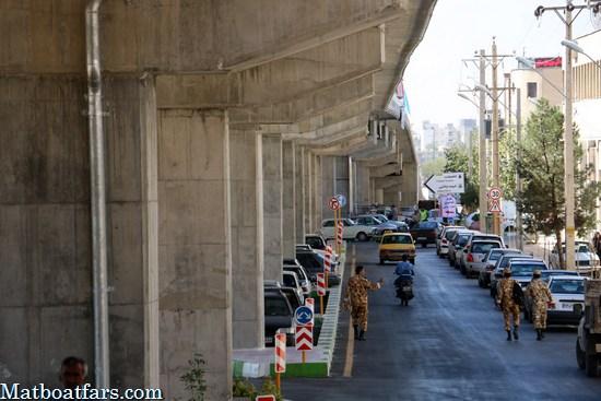 بهرهبرداری از ۵۰ طرح عمرانی، خدماتی و فرهنگی در شیراز