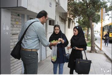 روز «کورش» به میان مردم شیراز آورده شد