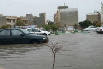 بارشی دیگر و بحرانی که همه را گرفتار کرد