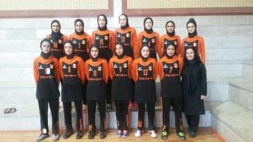 ۲ پیروزی بانوان بسکتبالیست برق جدید فارس