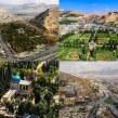 گزارش تصویری : تصاویر هوایی زیبا از شیراز