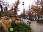 گزارش تصویری: هوای شیراز بعد از اولین باران زمستانی