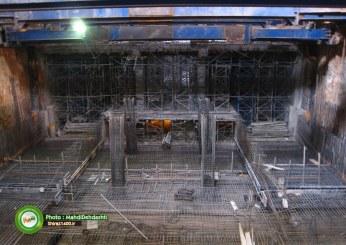 گزارش تصویری: ایستگاه مترو زندیه