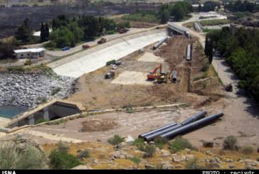 وعده تکمیل خط دوم انتقال آب به شیراز در سال ۹۶