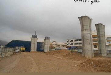 گزارش تصویری : مروری بر برخی از طرح های عمرانی شهرداری شیراز