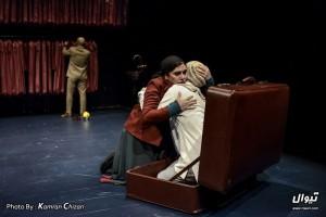 اجرای شب آوازهایش را میخواند در شیراز