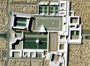 طرح میدان توپخانه شیراز