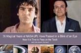 بازنشستگی فیروز نادری پس از 36 سال فعالیت در ناسا