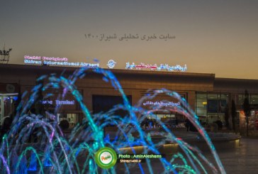 پرواز به ۱۰ مسیر خارجی از فرودگاه شیراز