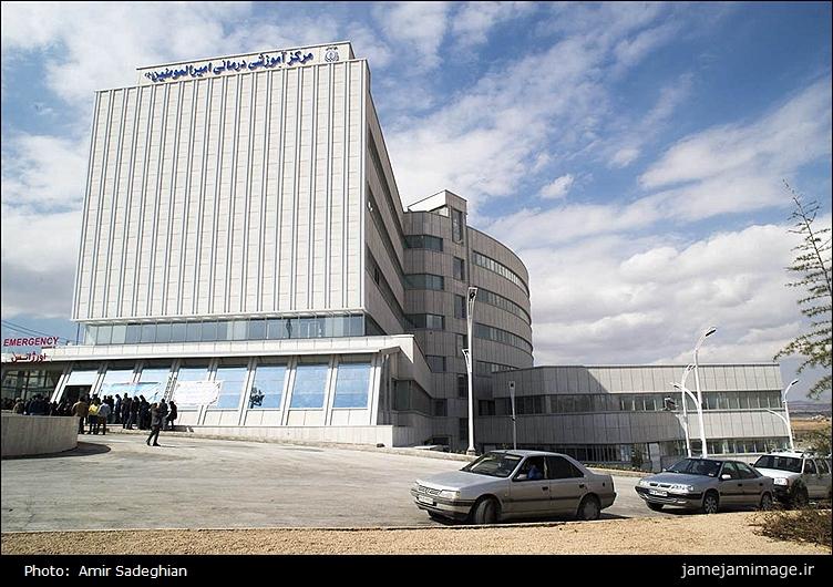 مجهزترین بیمارستان سوانح و سوختگی خاورمیانه در شیراز افتتاح شد